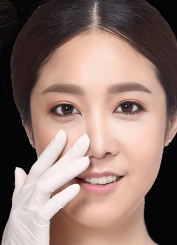Nose Job for Asian Women is Growing Popularity in Australia:image asian-rhinoplasty-non-surgical-dermal-fillers-sydney